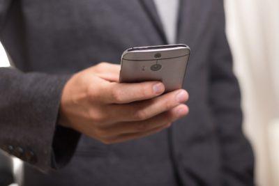 Privates Handy für Businesszwecke